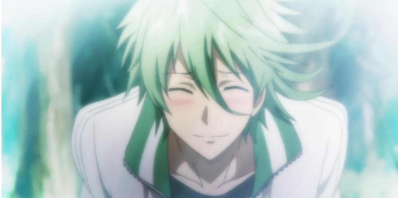 Sakuya from Servamp episode 1 Anime funny