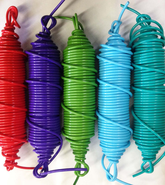 Vinyl Cord 5mm Made In Canada Pba Free Flexible Durable 125 Rolls On Etsy 23 50