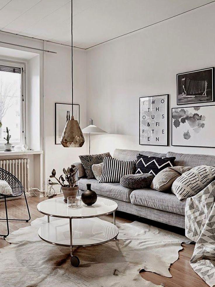 Grey Couch Decor Grey Couch Decor Ideas Grey Couch Decor Living Room Living Room Scandinavian Scandinavian Design Living Room Home Living Room
