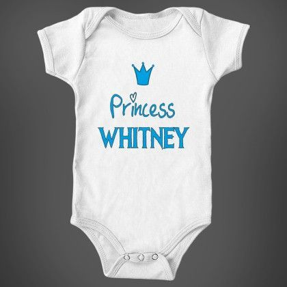 Frozen Princess Whitney Baby Girl Name