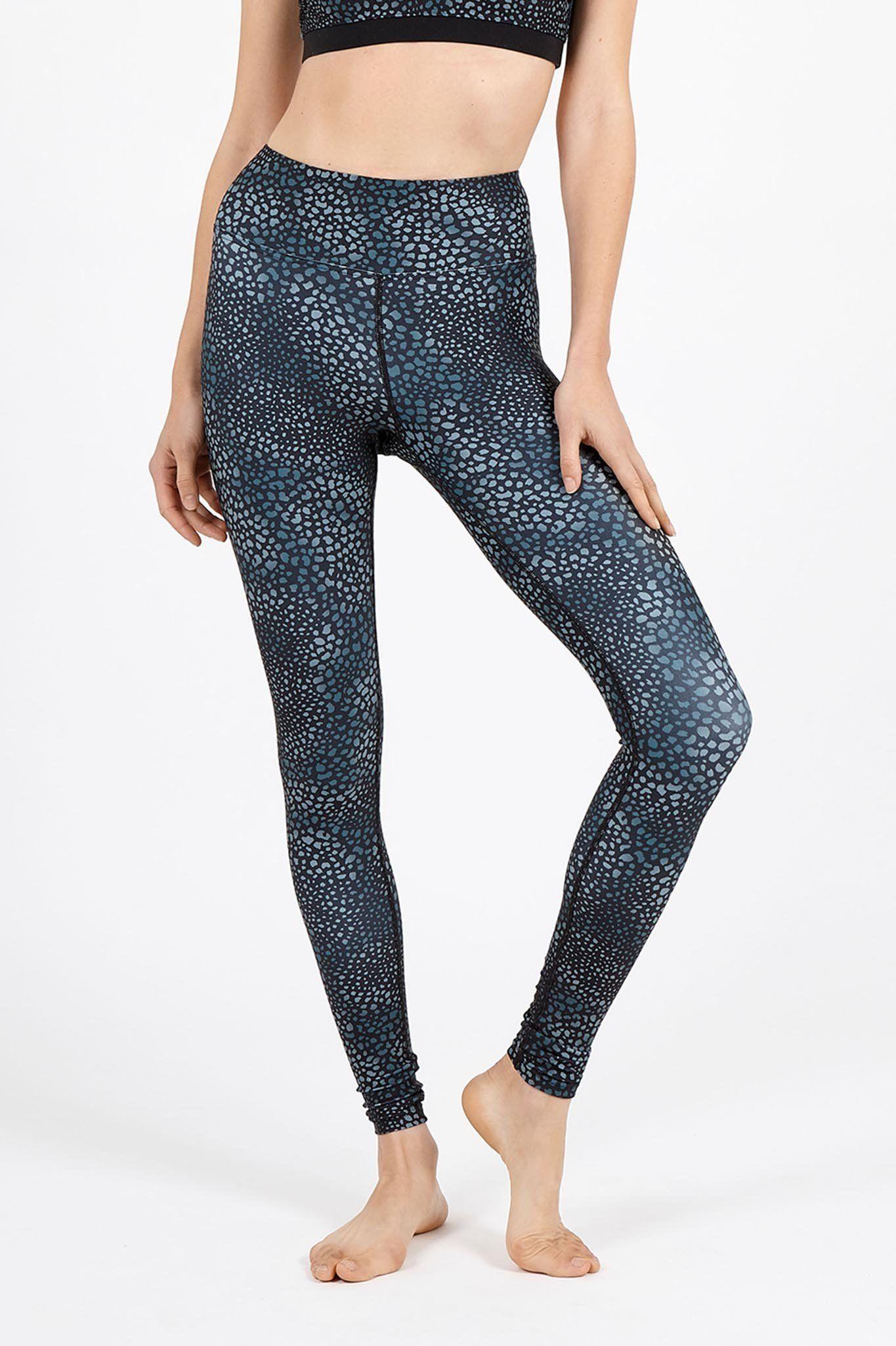 fe3cc5ec27ca3e Animal Love High Waist Printed Yoga Legging - Full Length | Women's Yoga  and Activewear Clothing