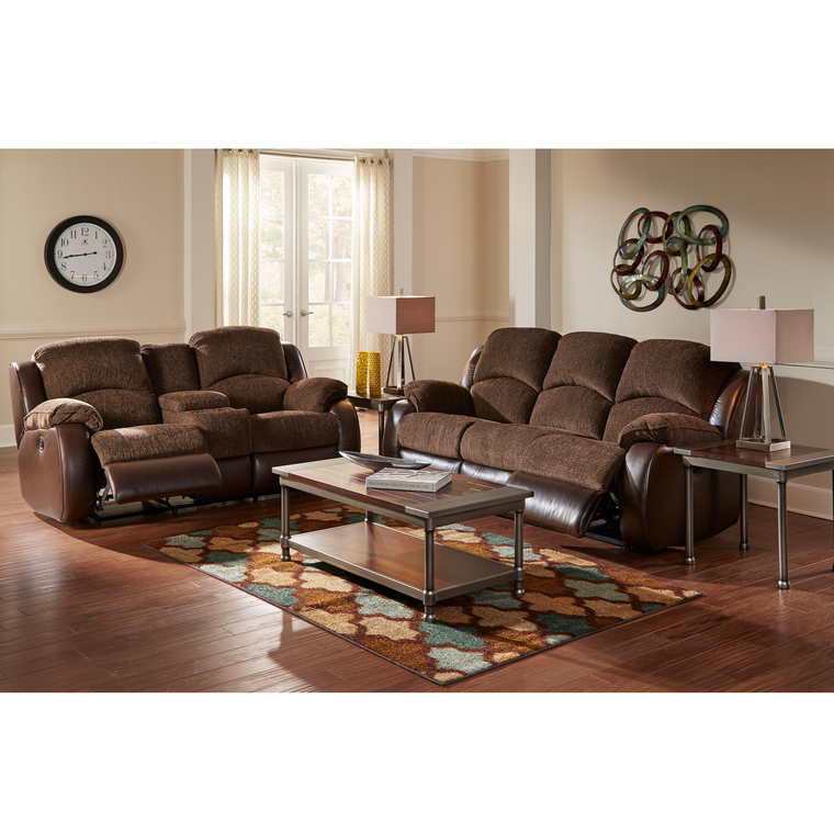 2 Piece Memphis Reclining Living Room