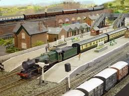 Image result for model railway layouts