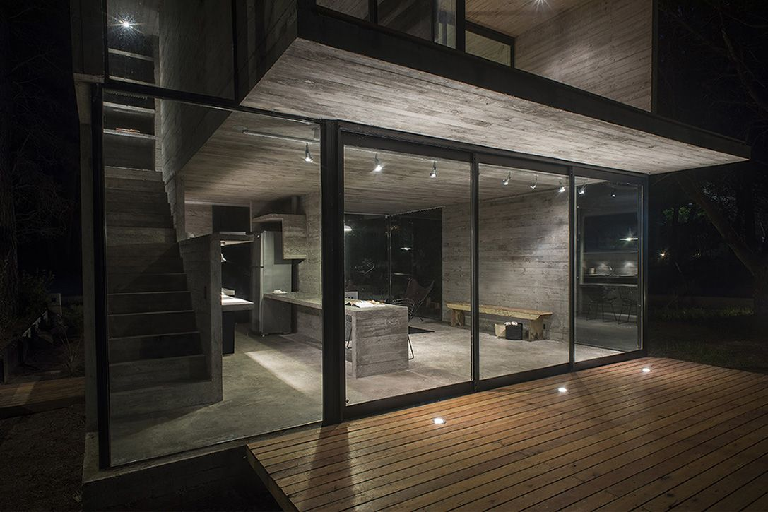 H3 House by Luciano Kruk 1 | Architecture/ Interior | Pinterest