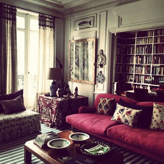eclectic style furniture. Parisian Eclectic Style Furniture L