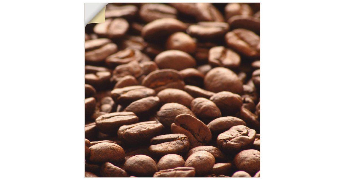 Photo of Artland wall film »Anja B. Schäfer: coffee beans« OTTO