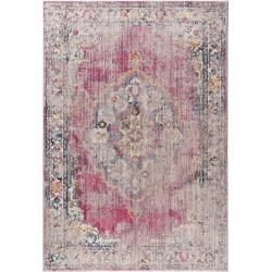 Photo of benuta Trends Teppich Tara Multicolor/Pink 240×300 cm – Vintage Teppich im Used-Lookbenuta.de