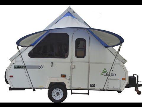 A-Frame camper Visor: Shade For your A Frame Camper- Installation