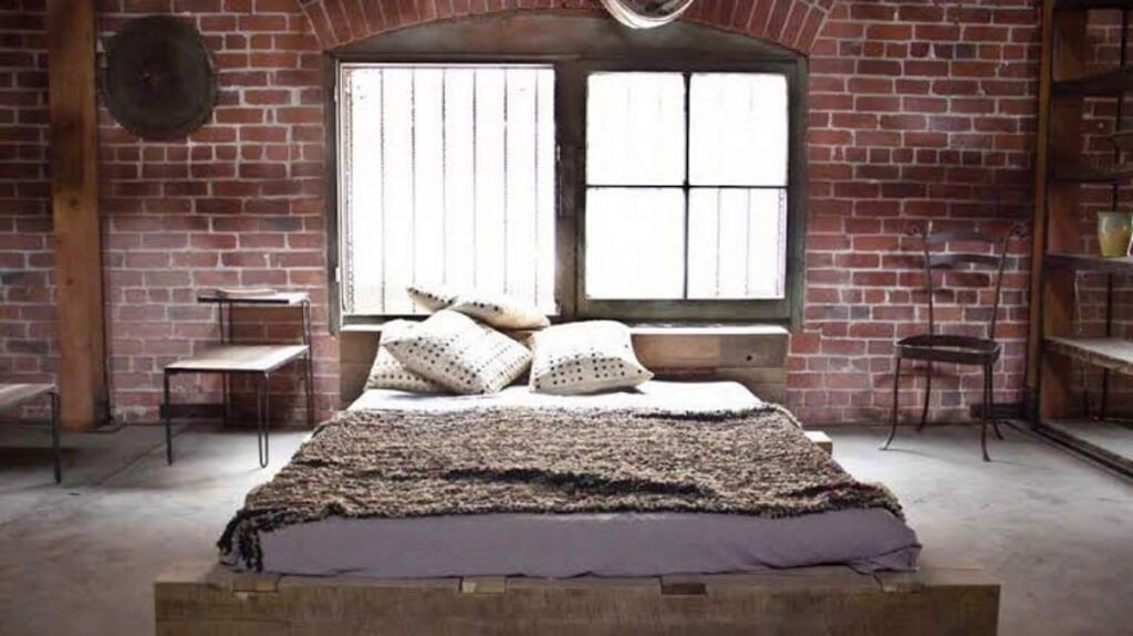 30 Industrial Bedroom Ideas 2020 Such A Charm In 2020 Urban Rooms Urban Bedroom Rustic Bedroom Decor
