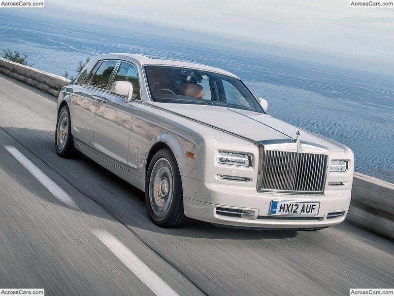 Rolls Royce Phantom 2013 Rollsroyceclassiccars Rolls