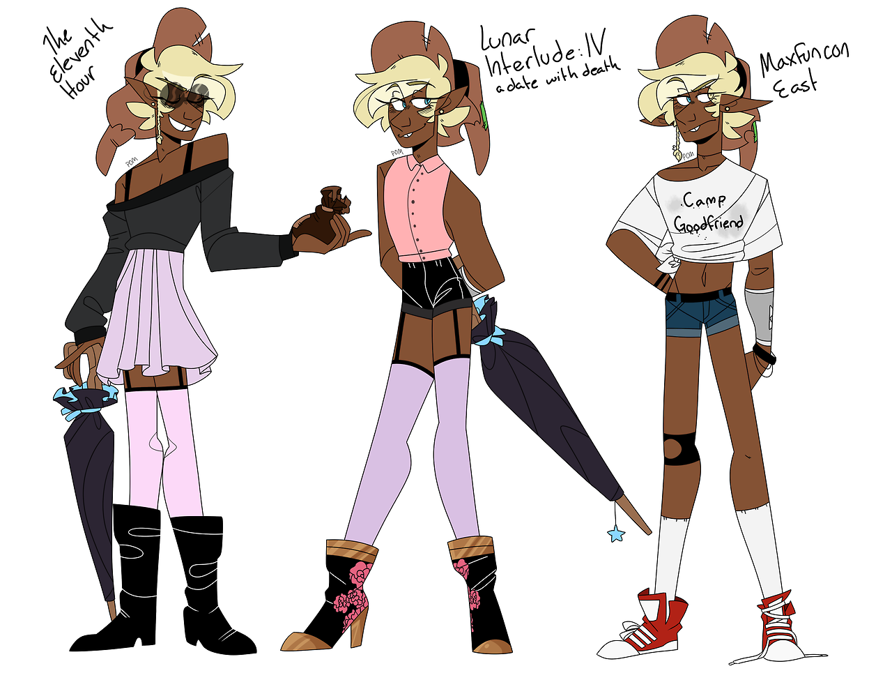 Outfit Lineups For Taako Are A Thing I Ve Seen Once Or