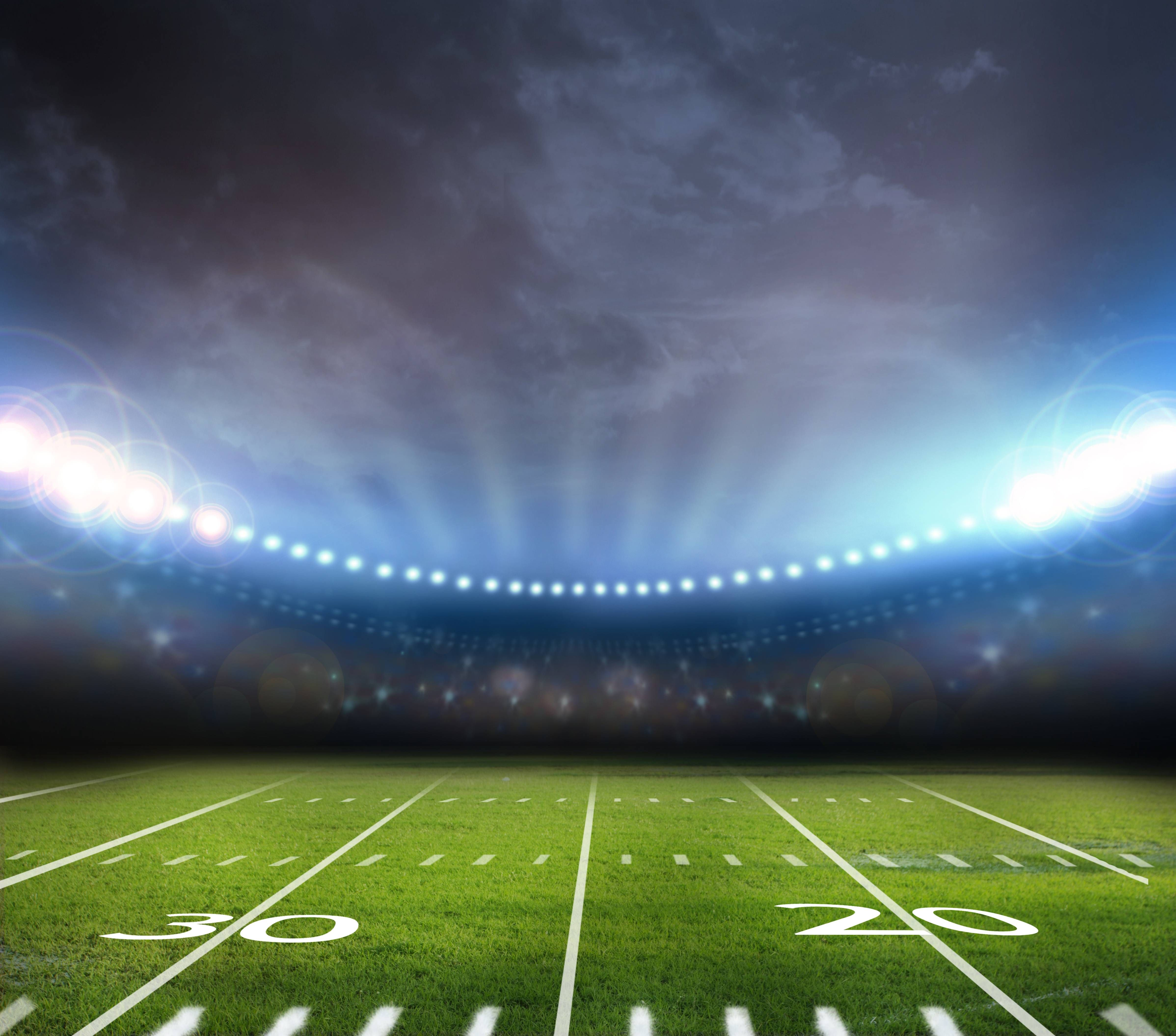 Youth Football Planning For The End Field Wallpaper Football Field Football Stadiums