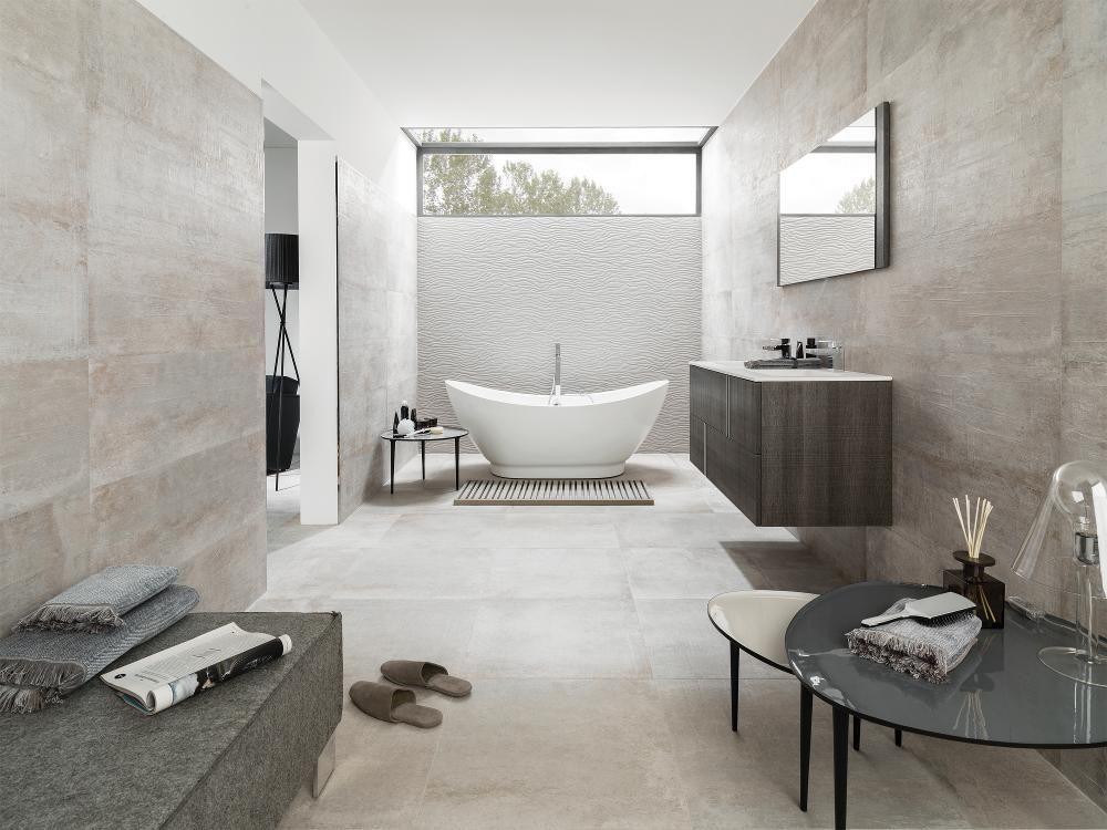 Mosaiques Et Decorees Park White 33 3x100 Stil Badezimmer Modernes Badezimmer Stein Badezimmer