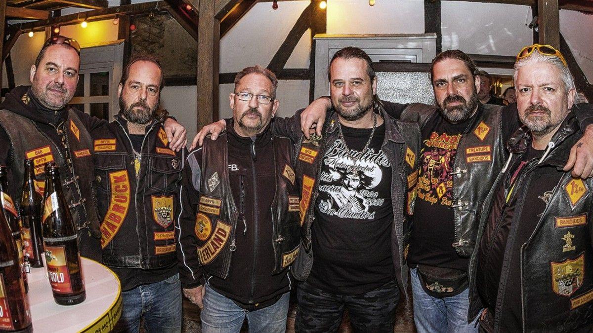Das 50-jährige Jubiläum des Bandidos MC nahm das Chapter Menden zum