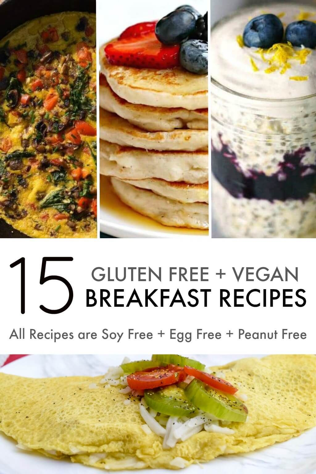 15 Gluten Free Vegan Breakfast Recipes Recipes Regular