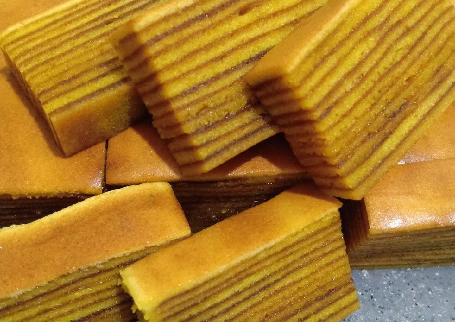 Resep Lapis Legit Oleh Indies Resep Ide Makanan Kue Lapis Makanan