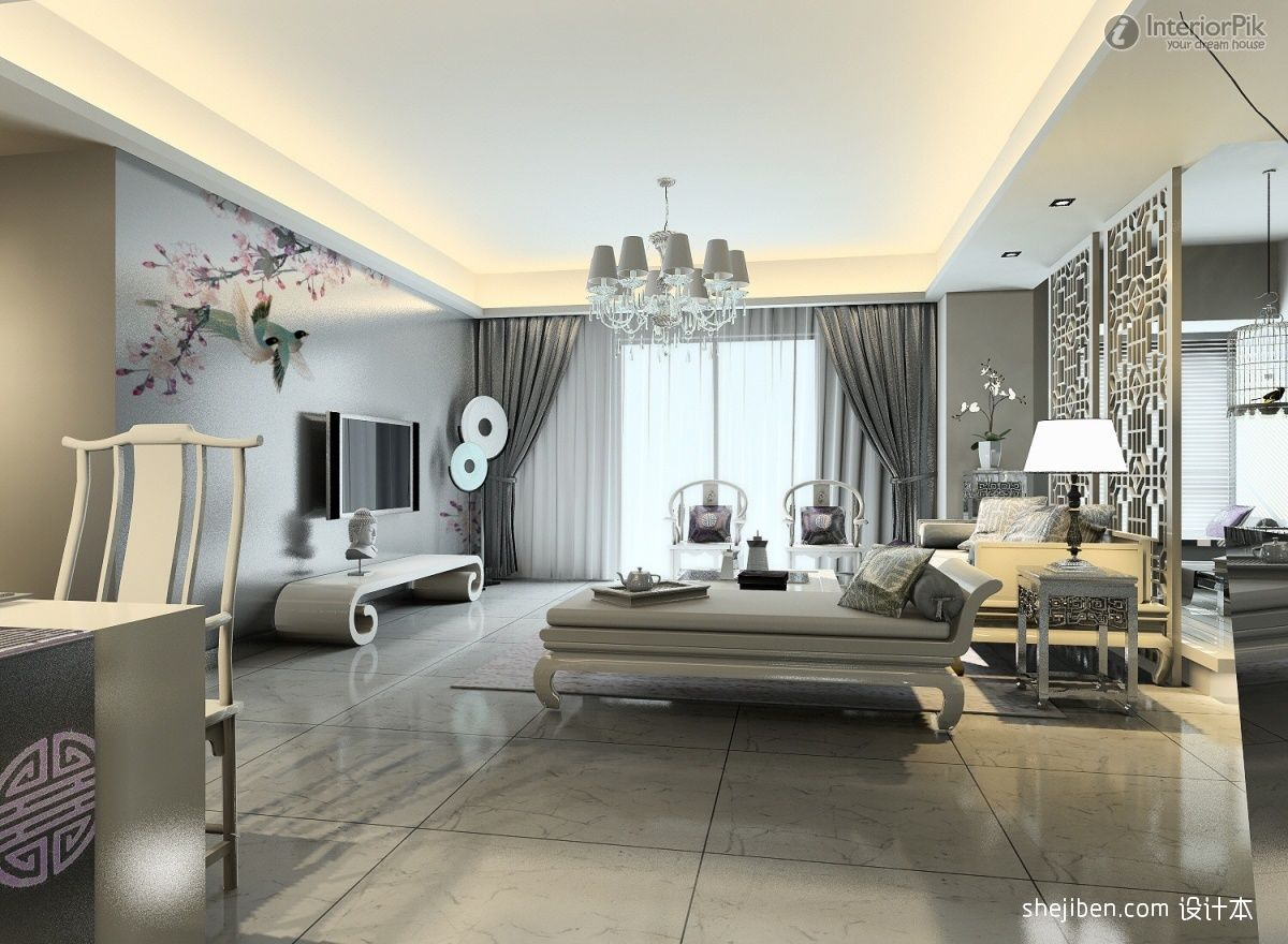New Style Living Room Furniture Part - 37: New Style Living Room Furniture. Style Living Room Furniture 1000 Images  About Chinese Oriental Modern