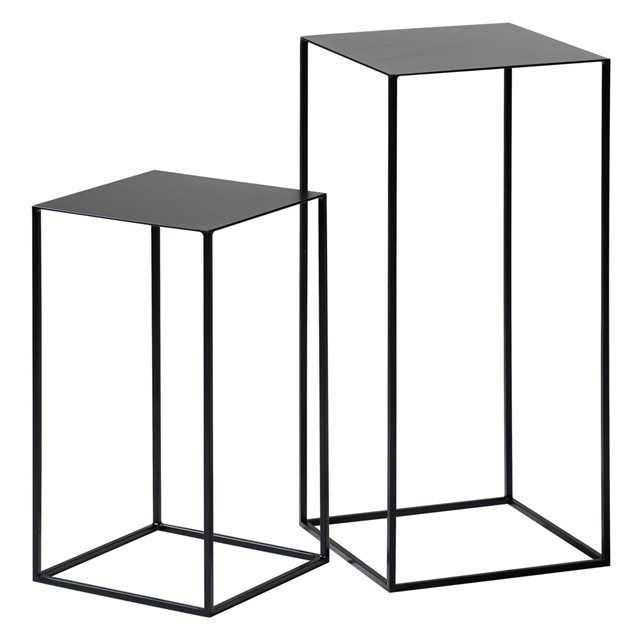 Romy Lacquered Metal Side Table | House | Pinterest | Muebles de ...