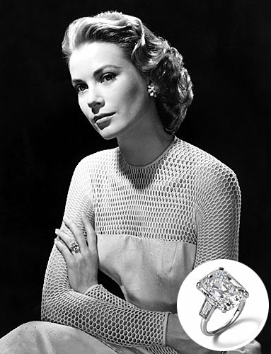 Pin By Luis On Wedding Inspiration Grace Kelly Grace Kelly Style Royal Engagement Rings