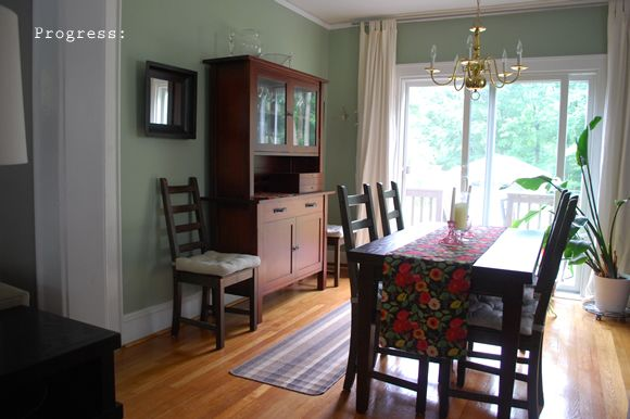 Rockport Gray Living Room Edgecomb In Kitchen And Halls A Green The Dining Great House Tour Of Colors To Think About