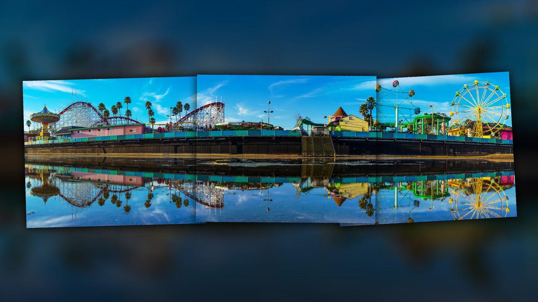 Lightroom stitch panorama