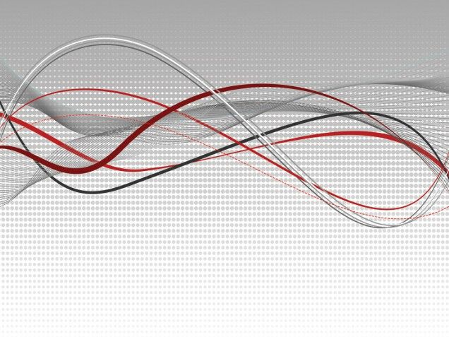 Grey Abstract Lines Powerpoint background is a simple abstract