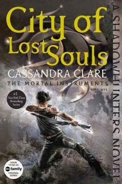 Portada Nueva De Ciudad De Las Almas Perdidas The Mortal Instruments Mortal Instruments Books Cassandra Clare Books