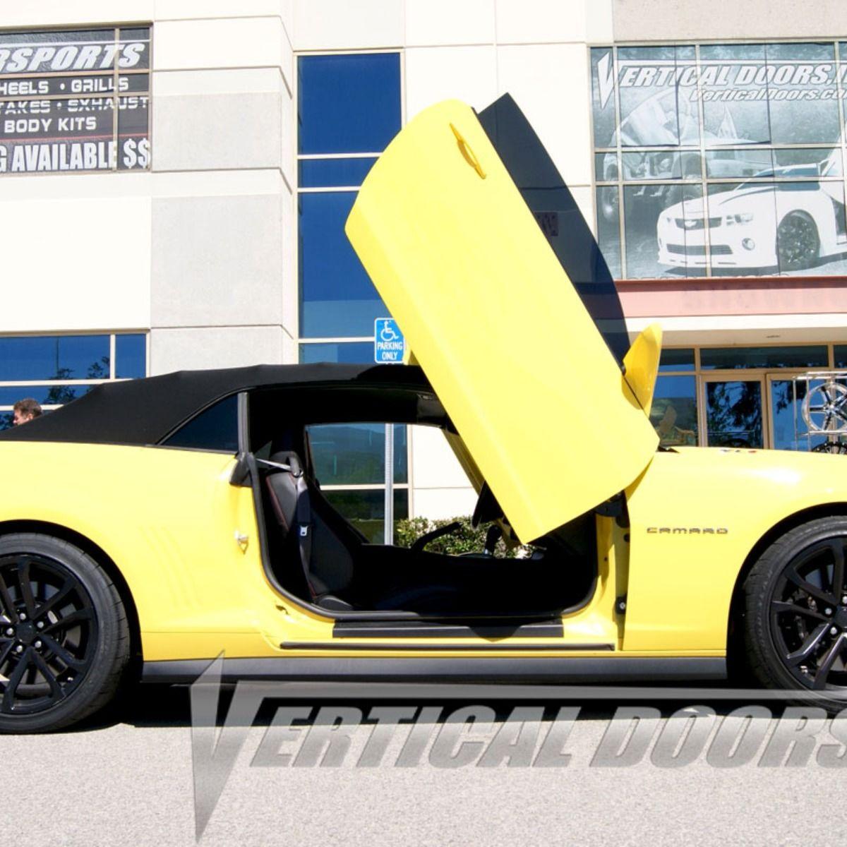 Chevrolet Camaro 2010 2015 Vertical Doors Chevrolet Camaro 2010 Chevrolet Camaro Vertical Doors