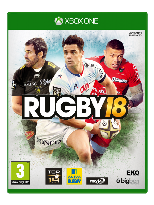 Rugby 2018 Xbox One Xbox One Xbox One Games Rugby