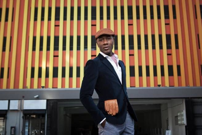 Aloe Blacc: You know the voice, now meet the man.