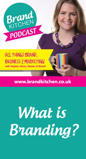 TITLE: What is #Branding? In this episode Sophie explains the essence of branding and how you can start creating a stronger connection with your audience. If you enjoyed this you can subscribe at: iTunes: https://itunes.apple.com/gb/podcast/brand-kitchen-podcast/id955827973?mt=2 Stitcher: http://www.stitcher.com/podcast/brand-kitchen ....And I will love you forever if you'd leave a positive review on iTunes.