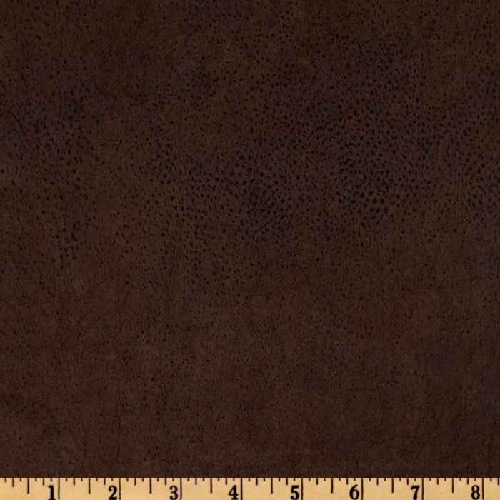 Bijoux Faux Leather Textured Brown from @fabricdotcom This ...