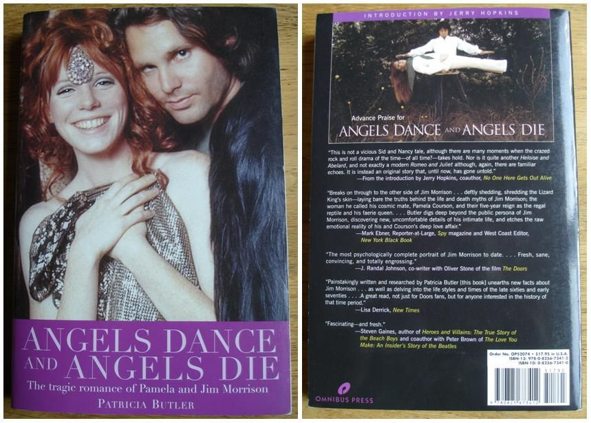 Angels Dance And Angels Die The Tragic Romance Of Pamela And Jim Morrison Http Www Bearskitchen Com Doors Htm