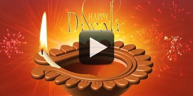 Happy Diwali Motion Graphics Animated Background Video Happy Diwali Animation Happy Diwali Animation Background