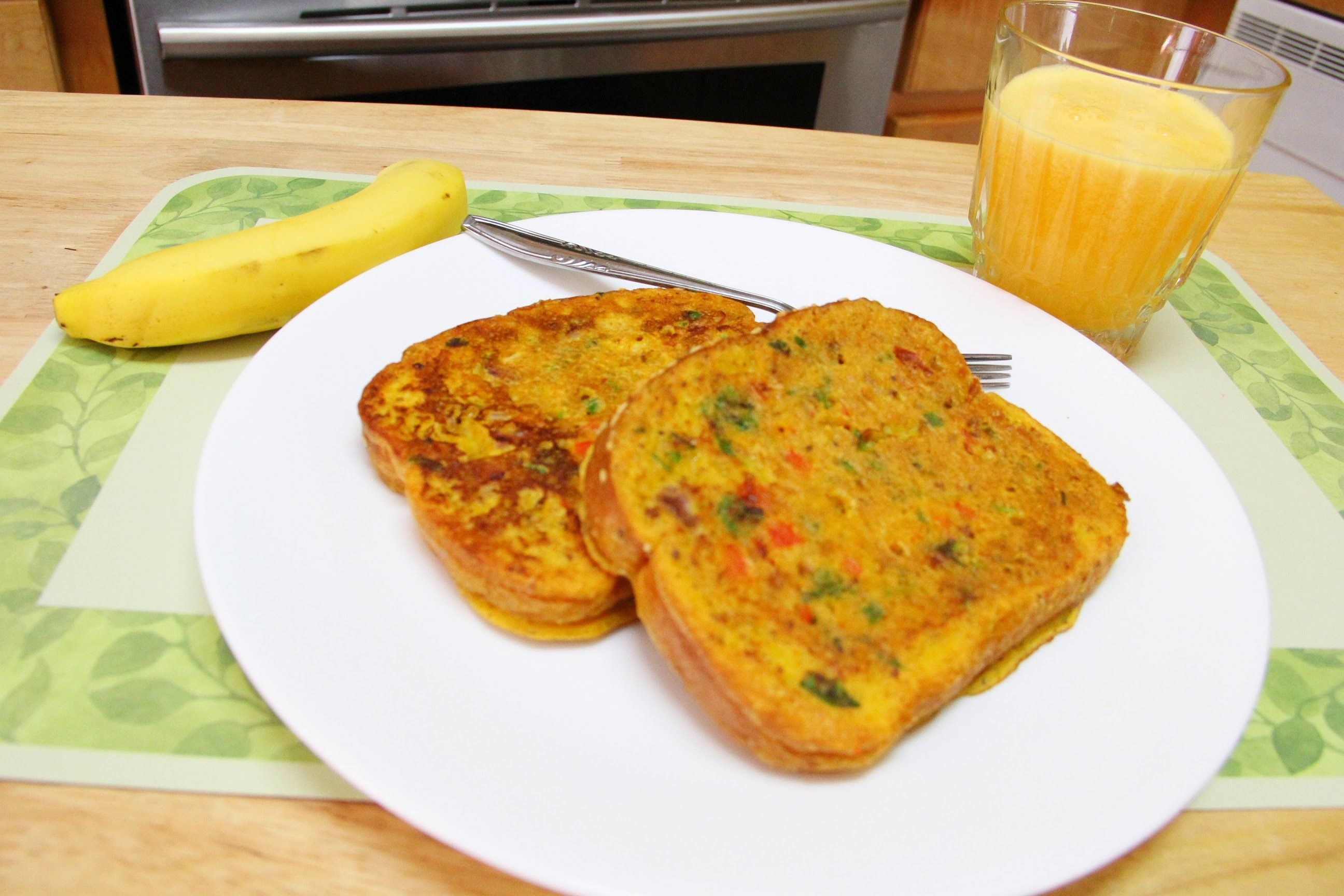 No eggs bread omelette video recipe by bhavna quick easy breakfast no eggs bread omelette video recipe by bhavna quick easy breakfast forumfinder Gallery