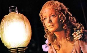 Angharad Rees starred in Hands of the Ripper