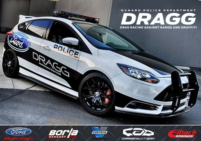 Ford focus ST police car & Ford focus ST police car | Focus st mk3 | Pinterest | Police cars ... markmcfarlin.com