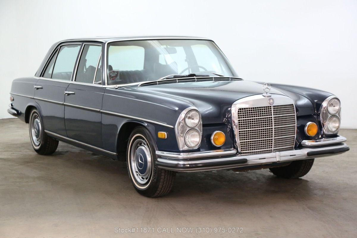 1972 MercedesBenz 280SEL 4.5 in 2020 Mercedes benz
