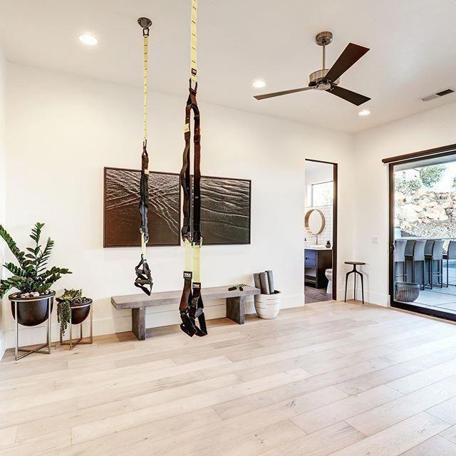Home Gym Design Ideas Basement: 21 Best Home Gym Ideas # Basement #small #garage #outdoor