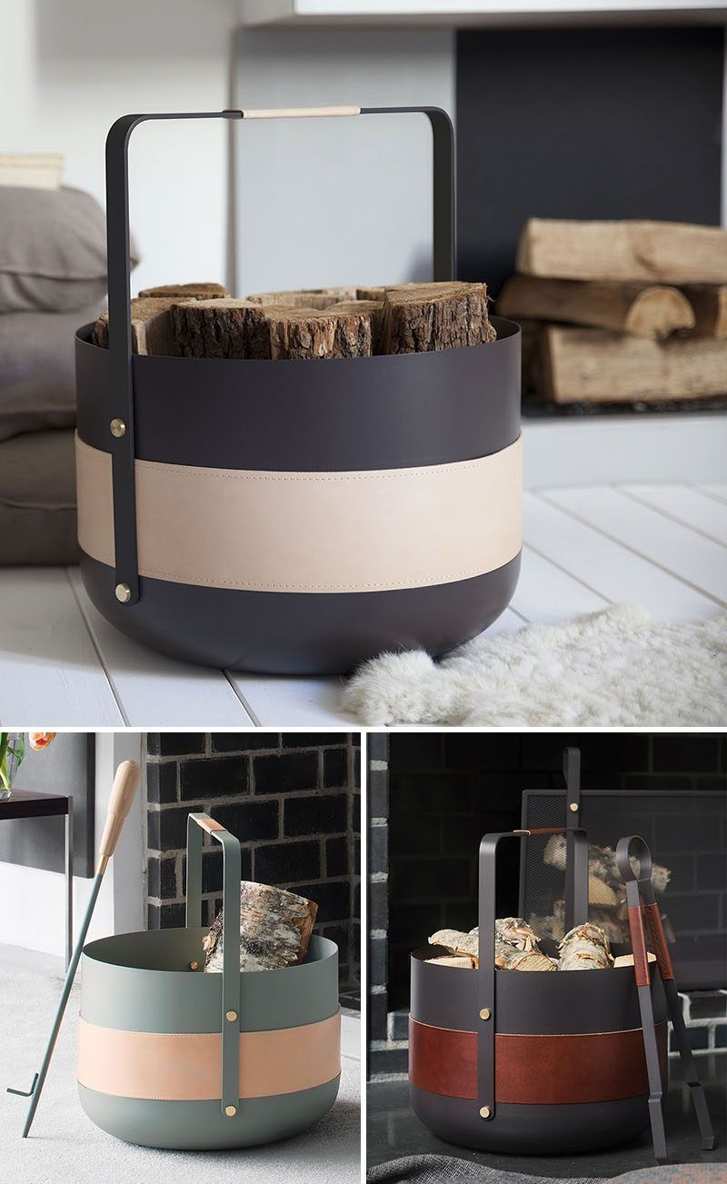 These New Contemporary Scandinavian Fireplace Accessories Are Designed With Bea Scandinavian Fireplace Fireplace Accessories Contemporary Fireplace Accessories