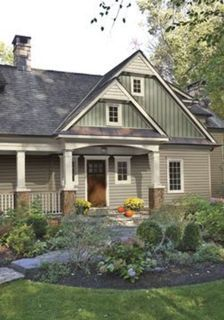 Burnett Exterior Portfolio By Crane House Paint Exterior Cottage Exterior Craftsman Exterior