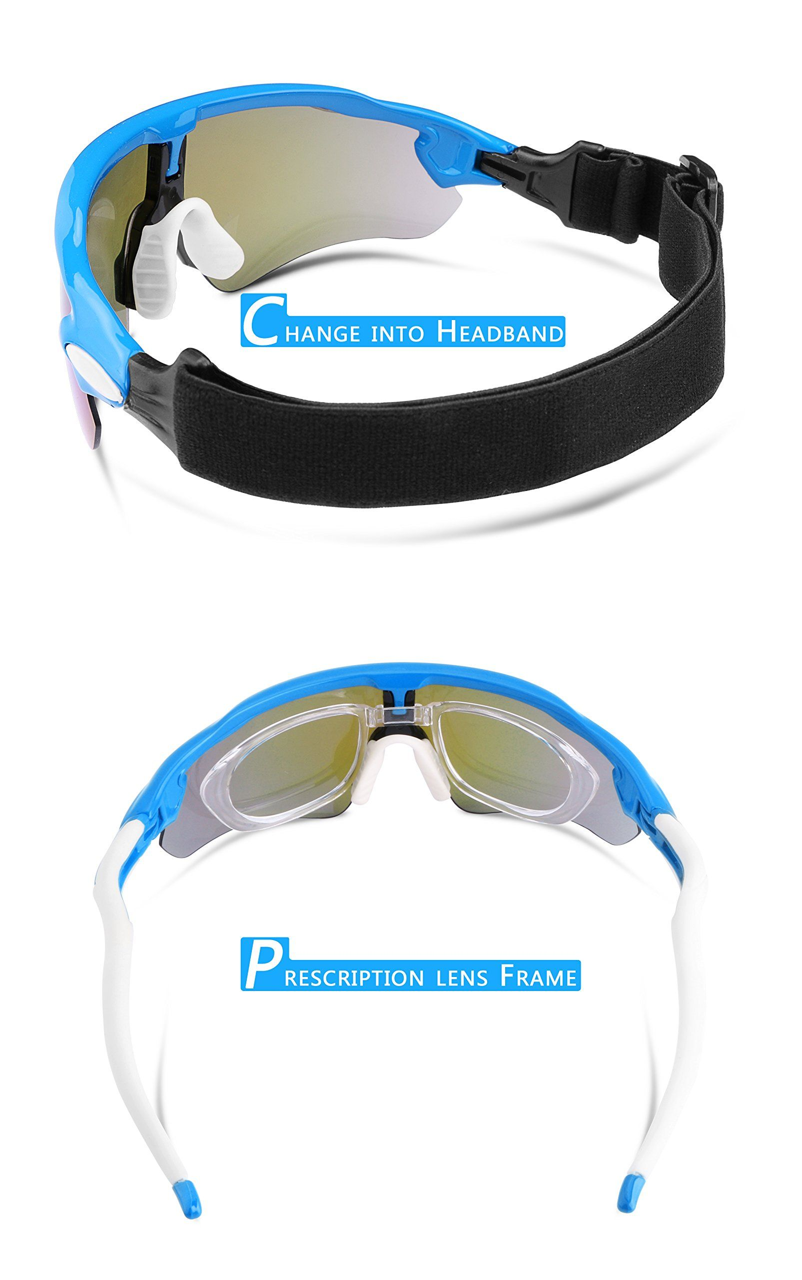 d9b76be4da4 FEISEDY Polarized Sports Sunglasses REVO Changeable Lenses TR90 Frame  Cycling B2280 -- Visit the image link more details. (It is Amazon affiliate  link)   ...