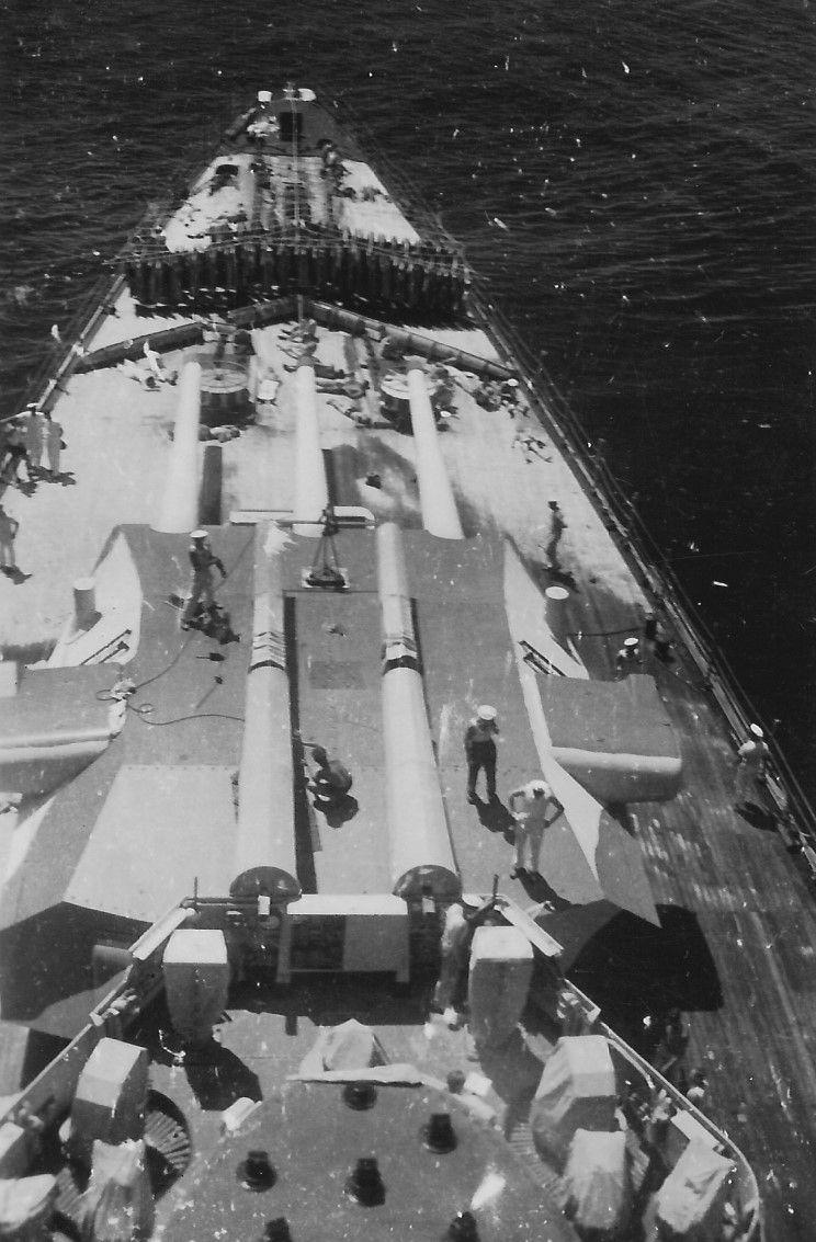 Graf spee fake gunturret