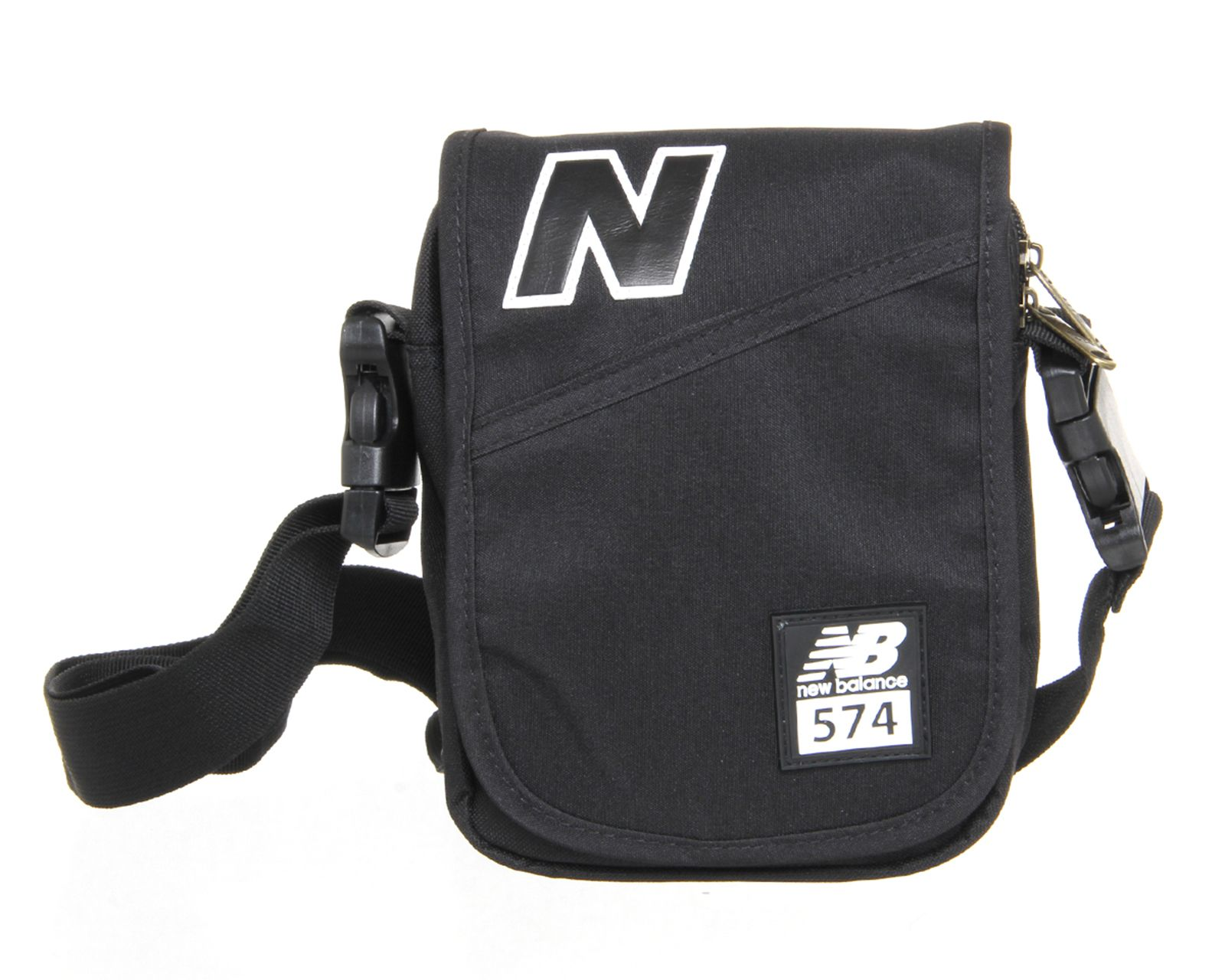 102beba87d30b New Balance New Balance 574 Small Items Bag Black - Backpacks ...