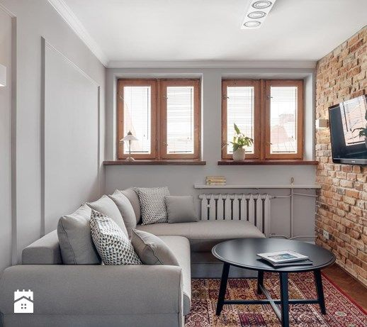 Living Room Decoration Grey