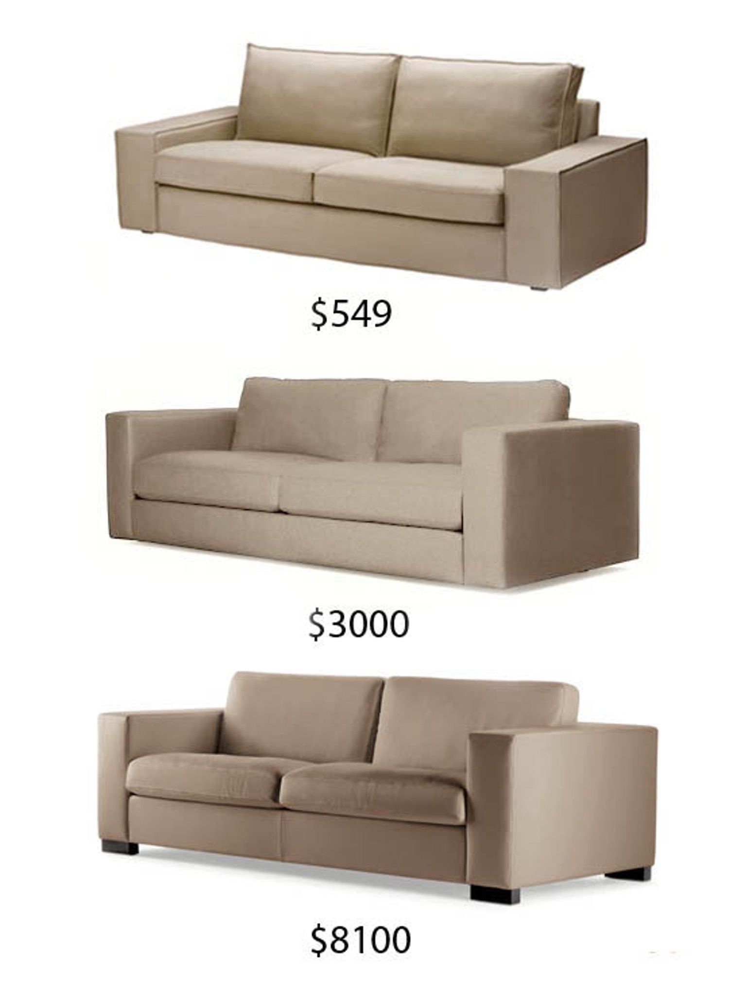 Difference Between Couch And Sofa