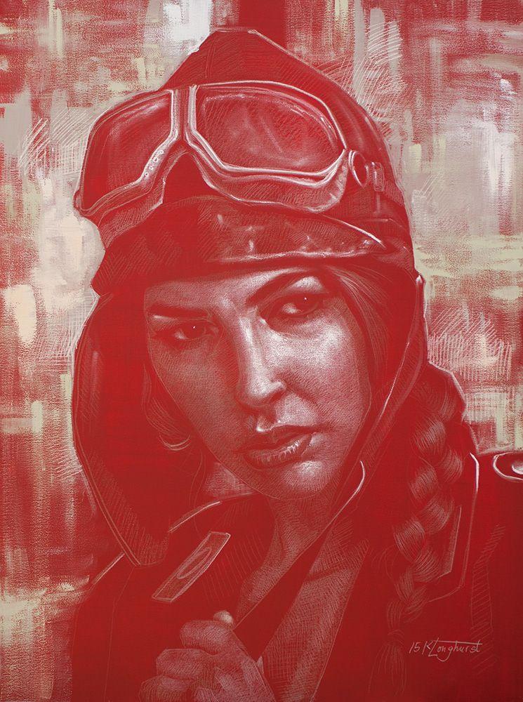 Acceptance oil painting kathrin longhurst art