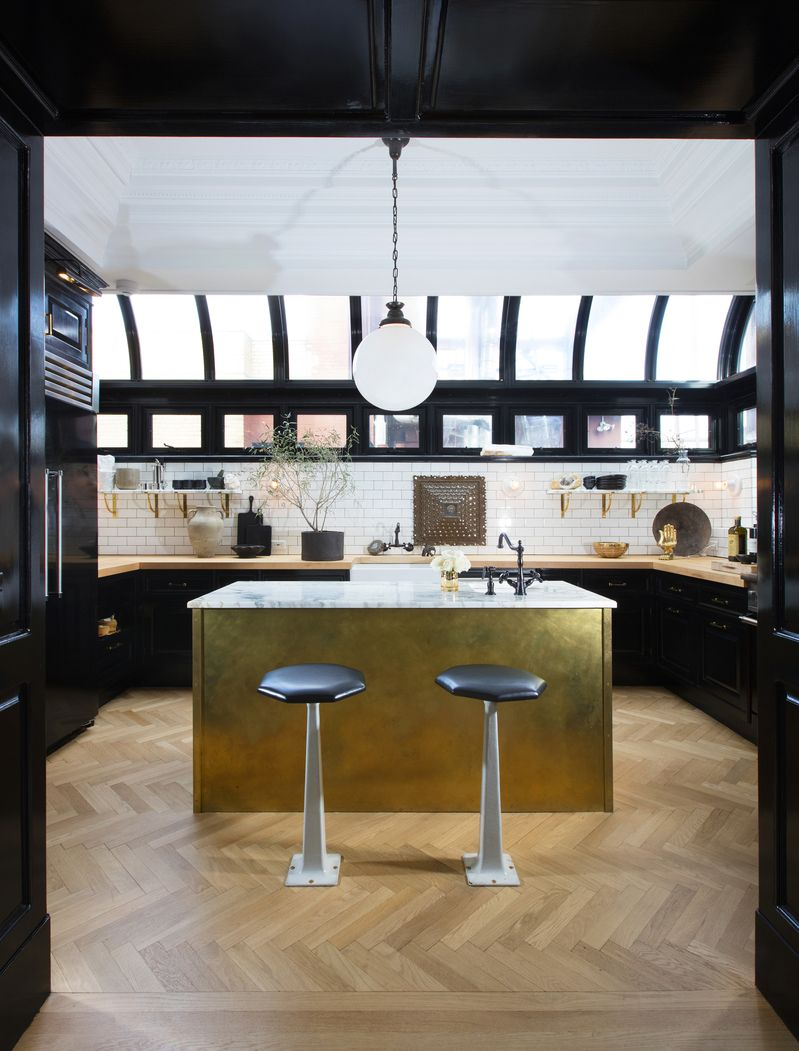 Kitchen in New York, NY by Nate Berkus Associates (With ...