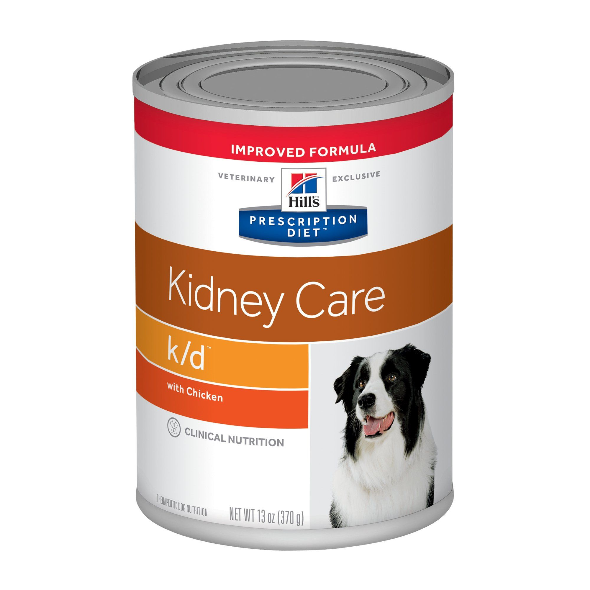 Hill S Prescription Diet K D Kidney Care With Chicken Canned Dog Food 13 Oz Case Of 12 Petco Dog Food Recipes Canned Dog Food Food Animals