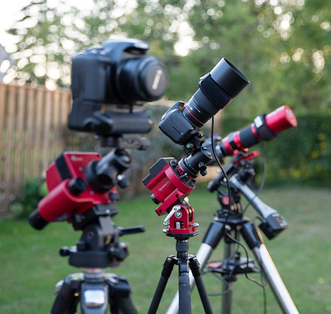 Choosing a Star Tracker for Astrophotography   Stars ...